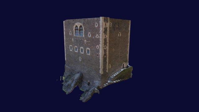 Castelo de Paterno 3D Model