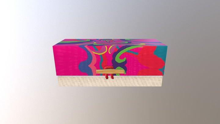 Box Close 3D Model