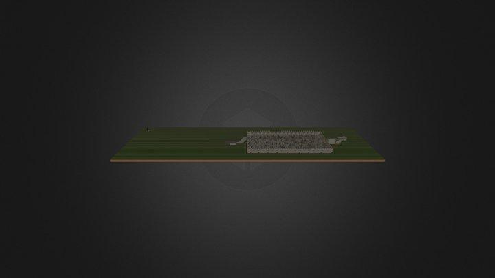 Le Labyrinthe3D 3D Model