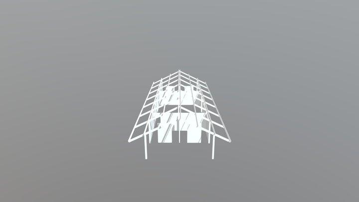XINGU 3D Model