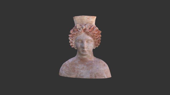 Busto de Tanit / Deméter 3D Model