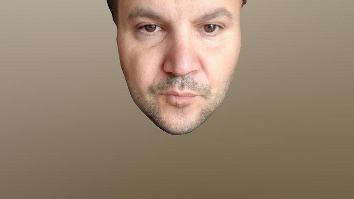 MattAugust2 3D Model