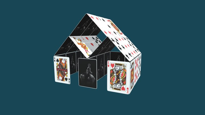 House of Cards 3D Model
