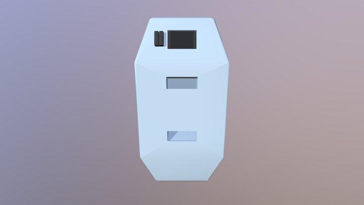 Dispenser Pt2 3D Model