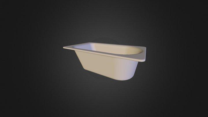ג'קוזי ניסיון 3D Model