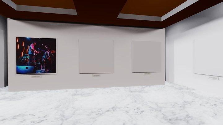 Instamuseum for @IkongG 3D Model