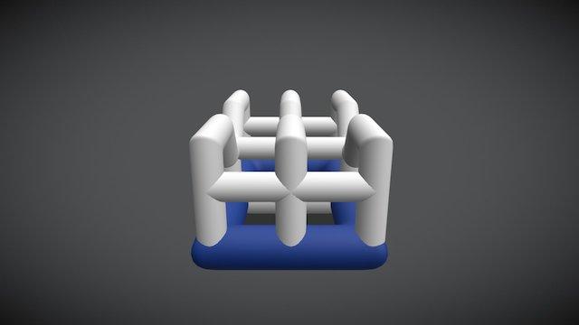Vista 3D Model