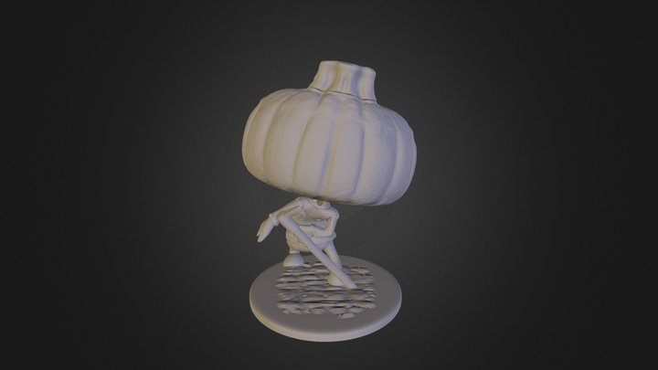 Jack-O-Lantern printing 3D Model