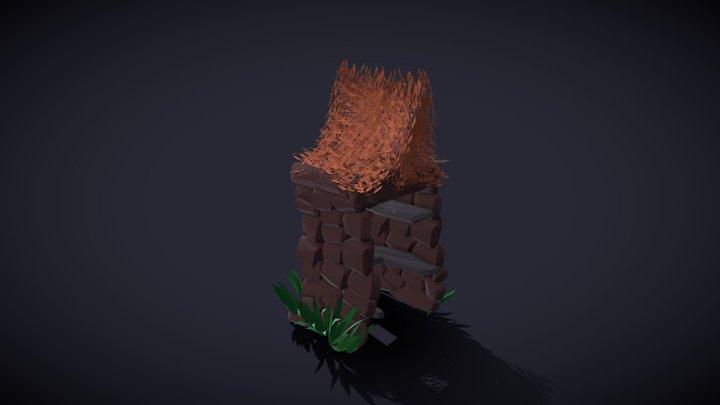sgASThutV001 3D Model