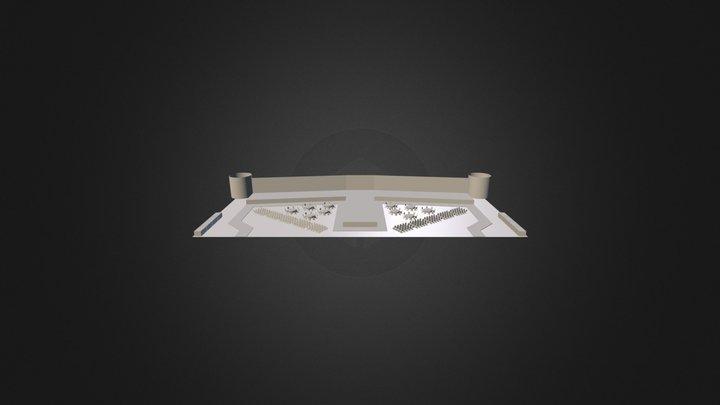 Project Merak 1 3D Model