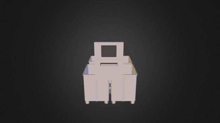 5-sorter Animated 3D Model