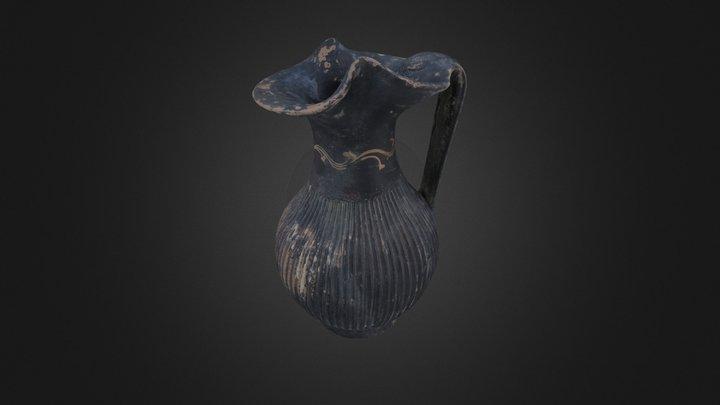 Oenochoe 3D Model