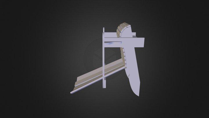 adirondak 3D Model