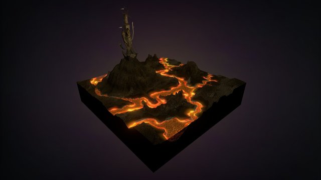 Warm and Toasty 3D Model
