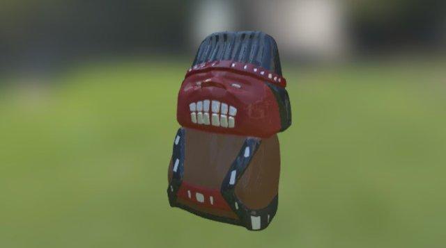 Indio Picaro 3D Model