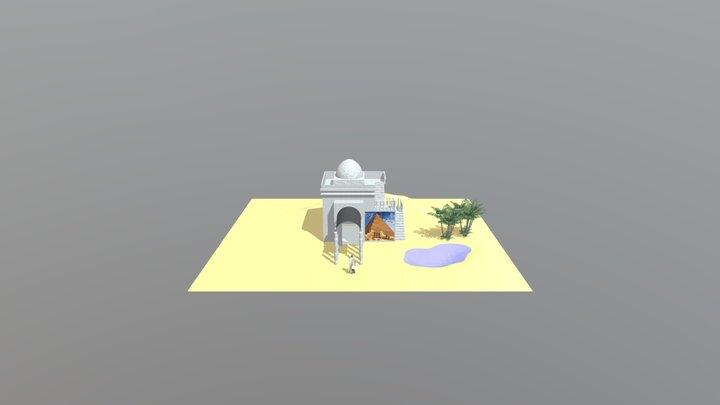 Mmmm 3D Model