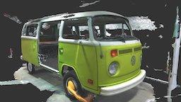 2017-03-01 Constructor Bug Bus 3D Model