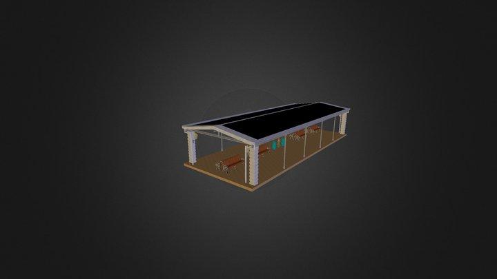 Mézaline 3D Model