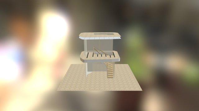 Titania Gjuteriet 4 3D Model