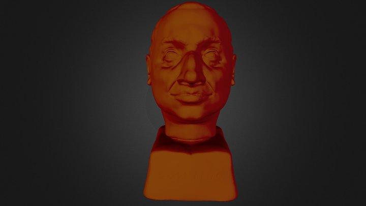 Aa 3D Model