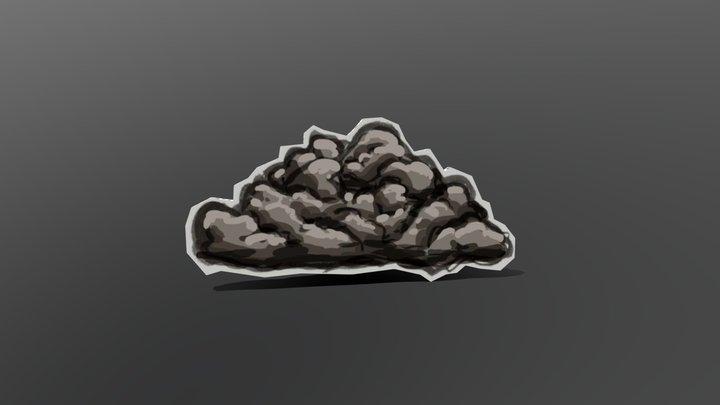 Cloud 3 3D Model