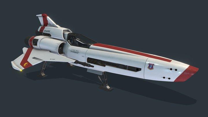 Viper Mk2 3D Model