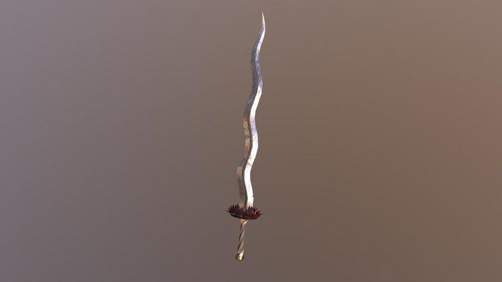 AAA Swords Pack - Defiler 3D Model