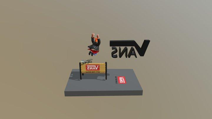 Vans Col 3D Model