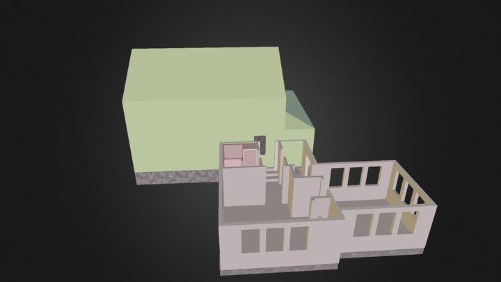 Oliver Street 3D Model