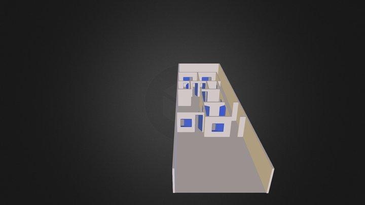 Condominio Alto Mirante 3D Model