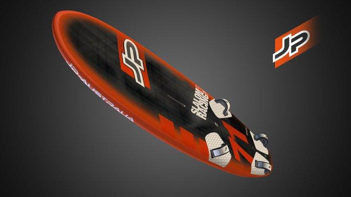 JP Slalom 71 PRO 2018 3D Model