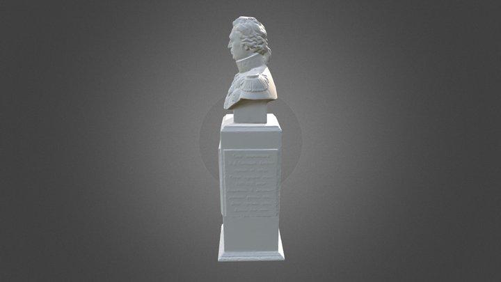 model Kutuzov Mikhail Illarionovich 3D Model