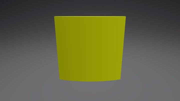Boxy 3D Model