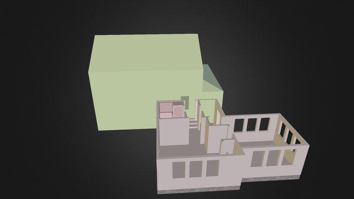 Roberta walls 3D Model