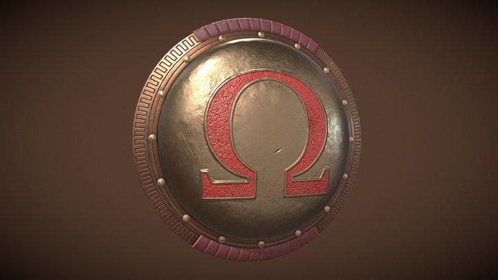 Aspis Omega 3D Model