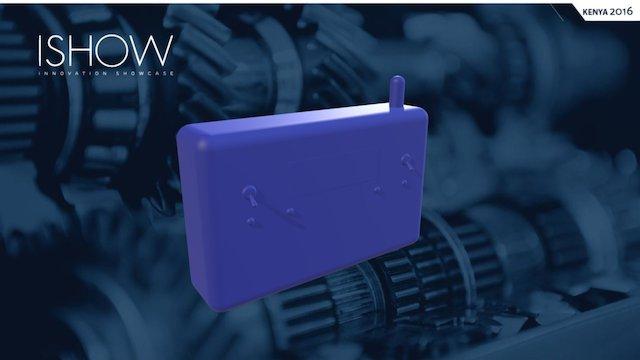 Illuminum  - Smart Mobile Farming System 3D Model