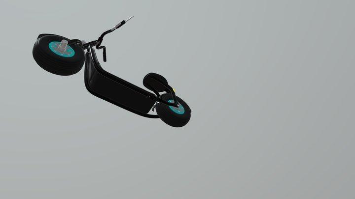Scoots Final 3D Model