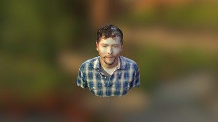 BryanScan 3D Model