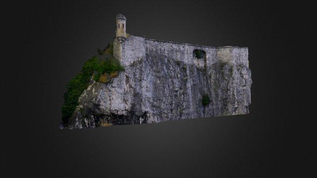 Porte de France à Grenoble 3D Model