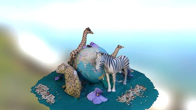 RAQUEL MIRANDA- C.BLANCO-PONTEVEDRA 3D Model