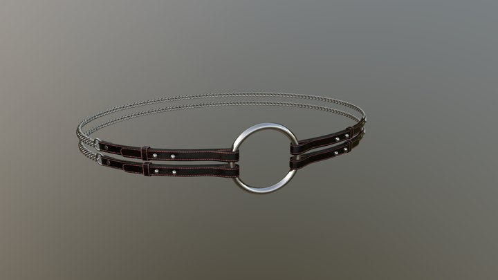 Cinto 2 3D Model