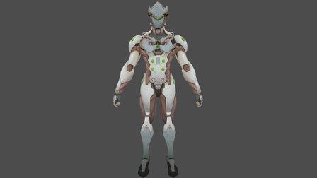 Genji 3D Model