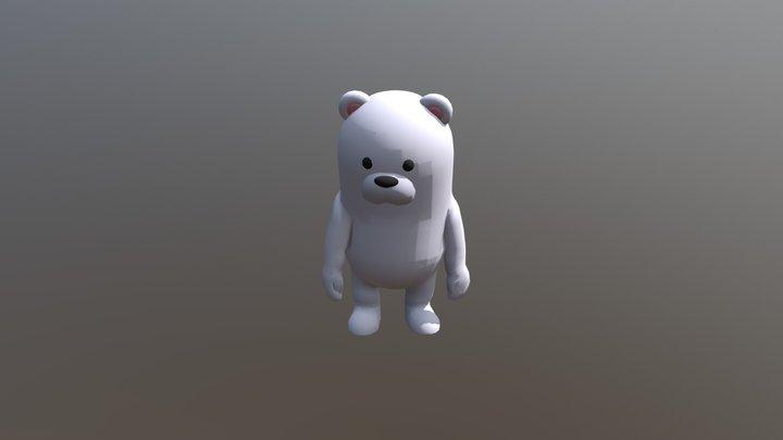 Dancing (1) 3D Model