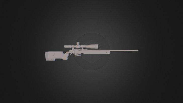 M40 3D Model