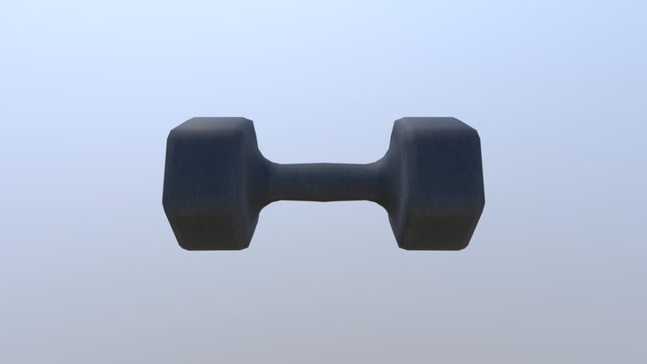 Edo's weight 3D Model