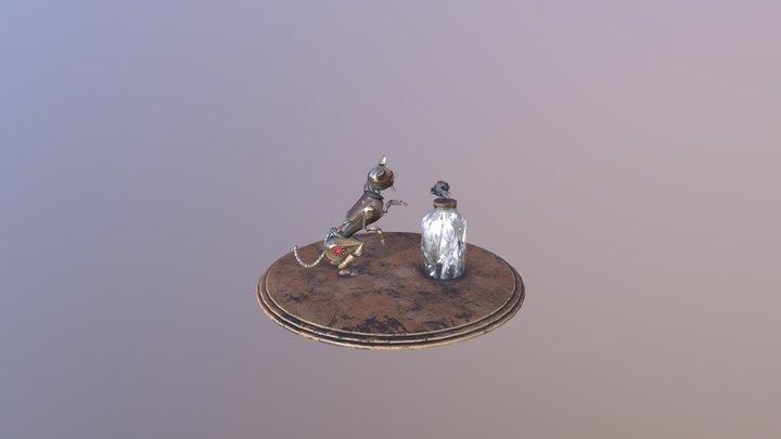 CATBOT 3D Model