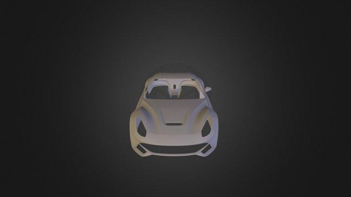 F12 Try02 3D Model