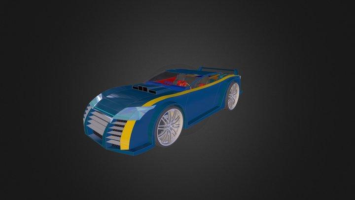 Oqab Masfufah RGT 3D Model