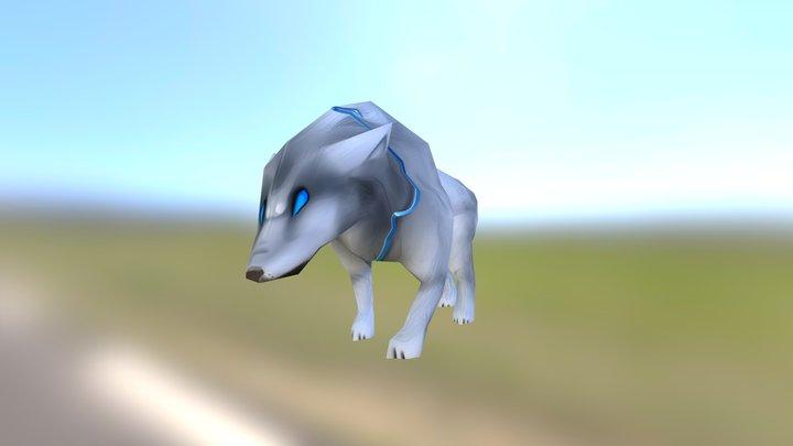 Frostbite- Kibble 3D Model