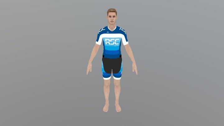 Kettwig_Block 3D Model